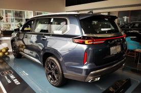国产最强SUV登场!星途VX总算来了,轻量化优秀!