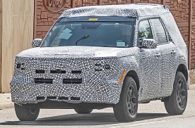 福特Bronco将于今年7月发布