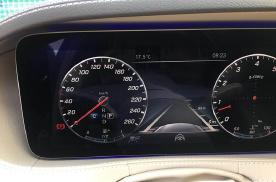 19款奔驰S350L改装23P驾驶辅助系统效果