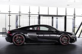 最美奥迪R8黑豹版发布 5.2L的V8发动机 全球限量