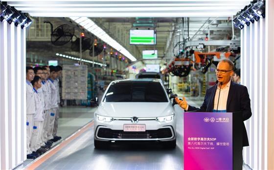 """第八代高尔夫超优秀!揭秘MQB Evo全新数字化平台的""""内功心法"""""""