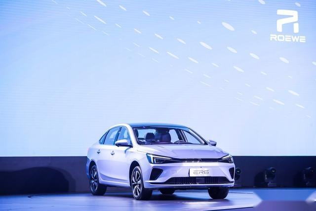 """上汽荣威未来的风向标R ER6""""芯动""""上市 ,16.28万起,"""