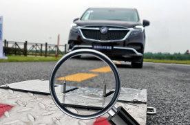 这辆车真的不怕钉子,就是这么厉害,别克GL8轮胎科技体验营
