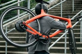 12公斤、88公里续航,Gogoro Eeyo发布电动自行车