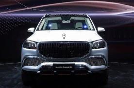 真正的旗舰SUV 梅赛德斯-迈巴赫GLS售价将于广州车展公布