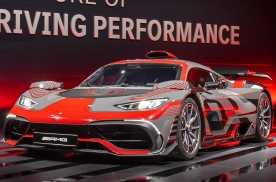 已证实!梅赛德斯AMG高性能电动汽车将于今年上市