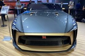 限量版日产GT-R50 新款保时panamera亮相