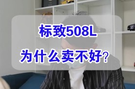 【七哥撩车】1分钟告诉你,标致508L为什么卖不好?