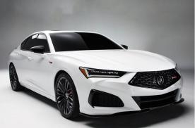 2.0T+10AT 四出运动排气 讴歌运动型轿车TLX首发