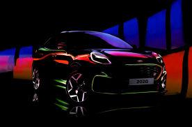 2020款福特Puma ST发布,对标奥迪SQ2和现代科纳N