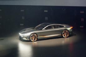 岚图汽车品牌发布 首款概念车正式亮相