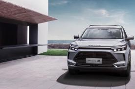 美好生活由你定义——纯粹致美空间SUV BEIJING-X7