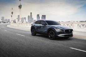 2021款马自达CX-30将新增2.5 T涡轮版 年底上市