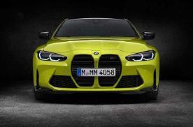 全新宝马M4竞速双门轿跑亮相,AMG C63你害怕了吗?
