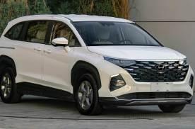 新车丨车长5米配2.0T发动机 北京现代Custo申报图曝光