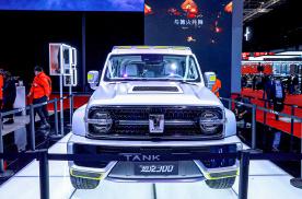 颠覆越野传统认知,坦克领衔中国汽车品牌向上