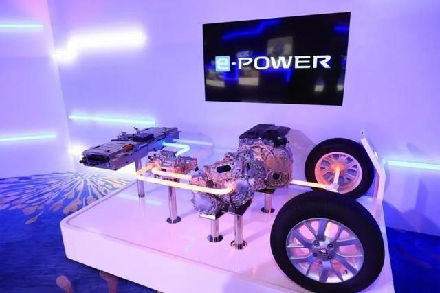 """揭秘东风日产e-POWER ,打响动力系统差异化""""第一枪""""-爱卡汽车爱咖号"""