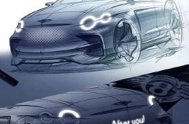 【新车资讯】#宾利纯电CUV遐想图#