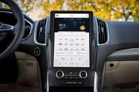 配置大幅提升,2021款福特锐界官图发布