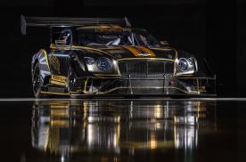 宾利欧陆GT3 即将亮相2021派克斯峰登山赛