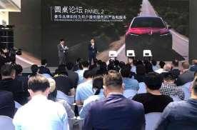 """首届可持续发展中国峰会举办 宝马全产业链打造""""最绿色""""电动车"""