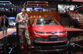 2021上海车展丨一汽-大众数字高尔夫GTI国内首发