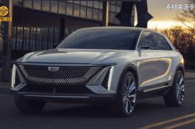 凯迪拉克全新中大型车专利图 双门设计 采用纯电动力