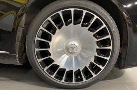 20款迈巴赫S450改装S560原厂20寸多幅轮毂