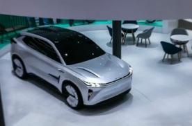 2021上海车展:风光全新概念车S-007正式亮相