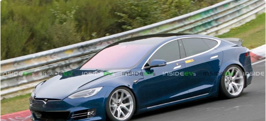 零百加速仅需2.1s,这款特斯拉新车都超过超跑的速度