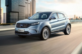 更智能的大空间纯电SUV 新款福特领界EV升级上市