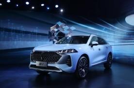 全新旗舰SUV摩卡全球首秀 WEY品牌焕新专注智能汽车