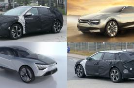 韩国起亚换名,还要在2026年称霸电动车市场?