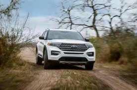 3.0T V6+10AT,2021款福特探险者有哪些惊喜