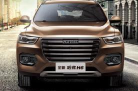 1月SUV销量榜出炉,前10名里6个国产,国货当自强!