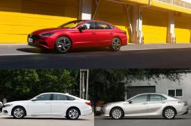有远见的年轻人会买这三款B级车,车价才18万,颜好动力强