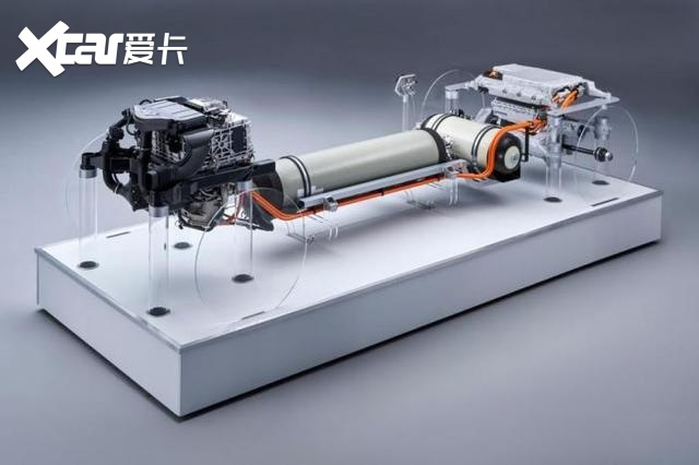 加氢3分钟,续航600公里,宝马将在2022年推出氢燃料电池SUV?