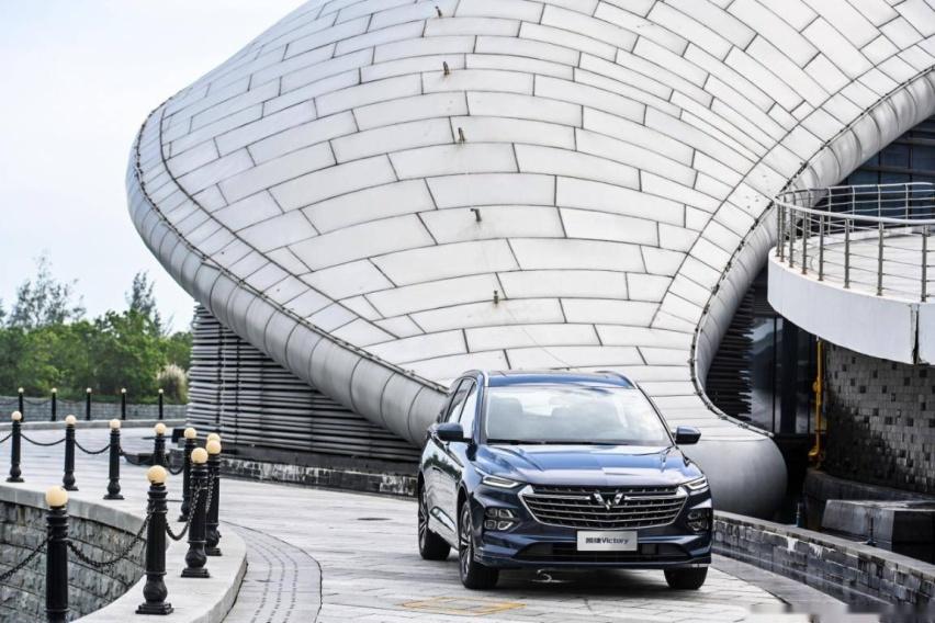 全面解读五菱凯捷,为何说它是十万级家用车地表最强