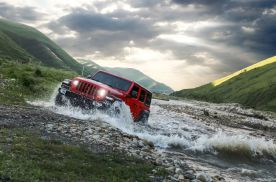 跑马溜溜的山上,Jeep牧马人4xe秘境之旅