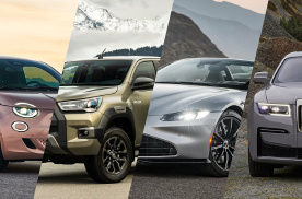 怎样的选车组合才是最佳?这批海外新车给你启示