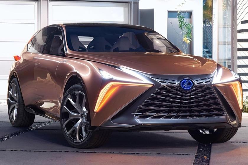 布局7座市场 雷克萨斯将推出全新SUV