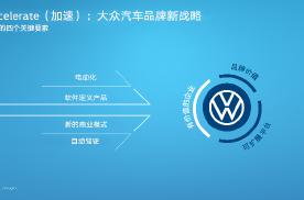 大众汽车正在加速向软件驱动型移动出行服务提供者转型