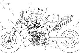 铃木SV650和DL650面临换代?并列双缸车型新专利
