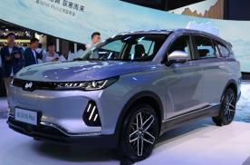 """纯电SUV又添""""猛将"""",威马EX6 Plus 6座版开启预售"""