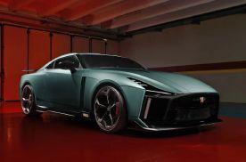 日产GT-R50量产版全球首发!3.8T输出720匹马力