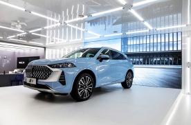 新车快讯|WEY摩卡上海车展预售,17.98万起