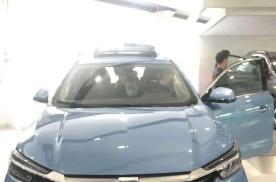 荣威RX5 PLUS到店实拍,颜值更高,配置升级,6月份上市