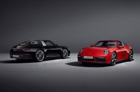2021款保时捷911发大招,性能提升真不少