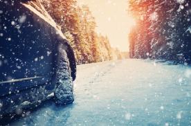 冬季出行,你需要一本雪地行车秘籍