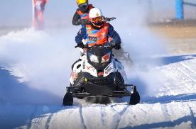 英雄齐聚!冬季英雄会雪地摩托圆满落幕,精彩画面令人热血沸腾